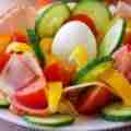 Healthy Salad for diabetic people
