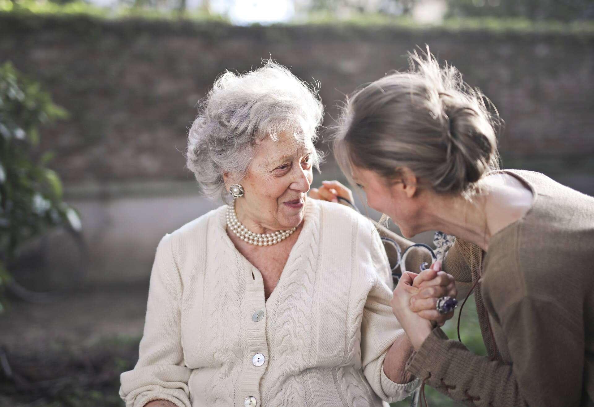 Building Confidence in Seniors